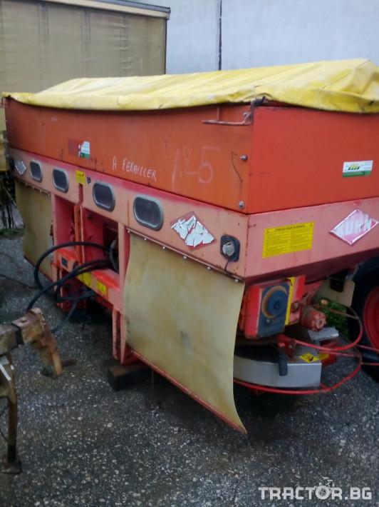 Торачки Торачка Kuhn Precis 1500+АMAZONE 3000L 0 - Трактор БГ