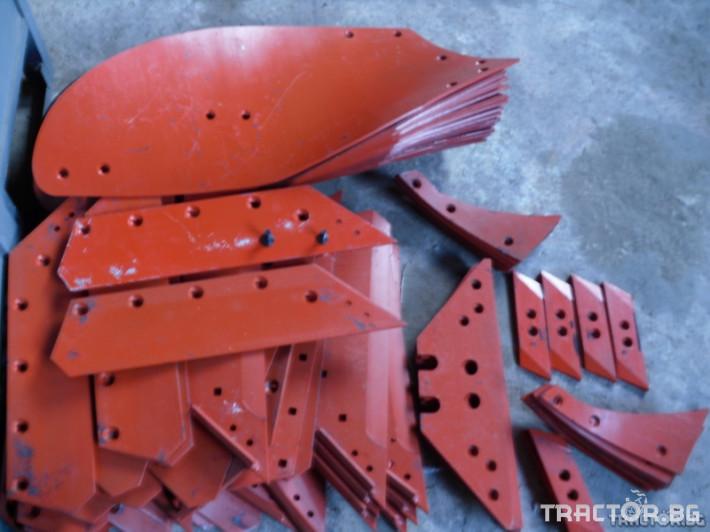 Части за инвентар работни органи за плуг KVERNELAND 0 - Трактор БГ