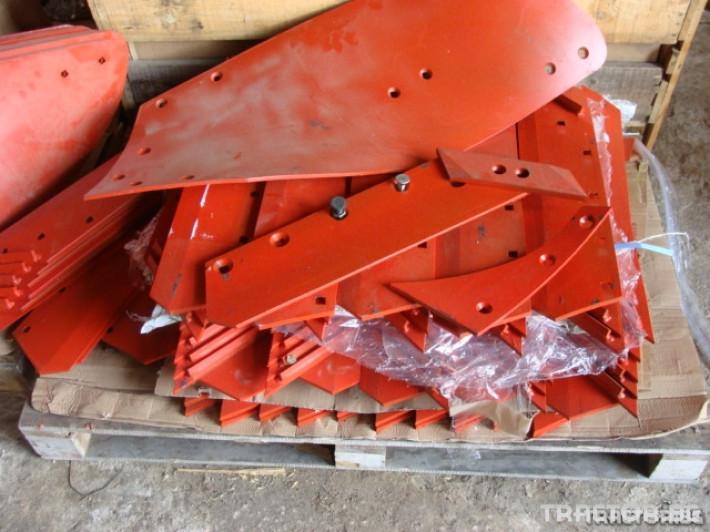 Части за инвентар работни органи за плуг KVERNELAND 2 - Трактор БГ