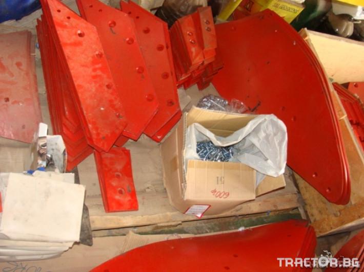 Части за инвентар работни органи за плуг KVERNELAND 5 - Трактор БГ