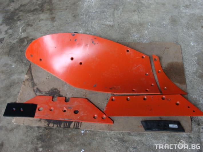 Части за инвентар работни органи за плуг KVERNELAND 7 - Трактор БГ