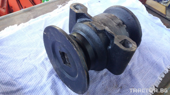 Части за инвентар Лагерно тяло за дискови брани RAZOL, S.PINET, GARD 14 - Трактор БГ