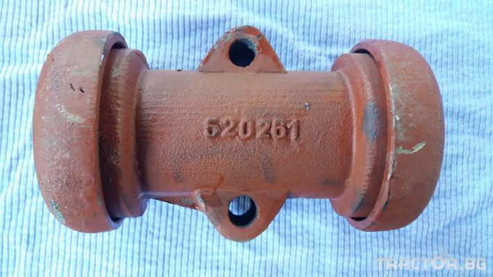 Части за инвентар Лагерно тяло за дискови брани RAZOL, S.PINET, GARD 15 - Трактор БГ
