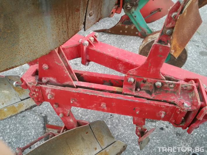Плугове Полунавесен плуг Gregoire Besson 4 - Трактор БГ