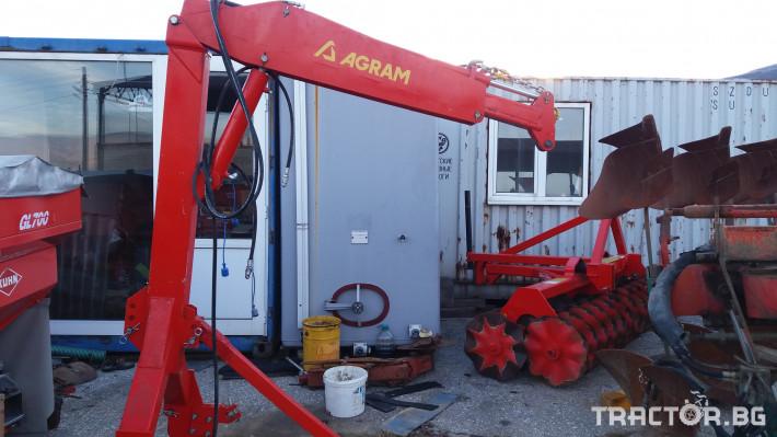 Торачки Accord AGRAM - 2.0t 1