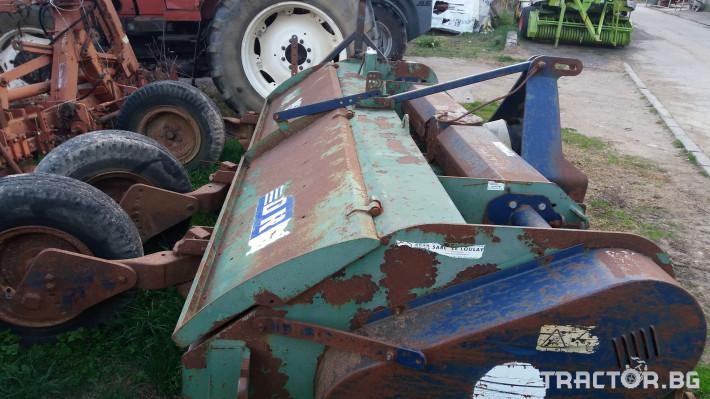 Мулчери DESVOYS 3,20 м. 4 - Трактор БГ