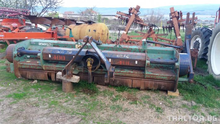 Мулчери DESVOYS 3,20 м. 5 - Трактор БГ