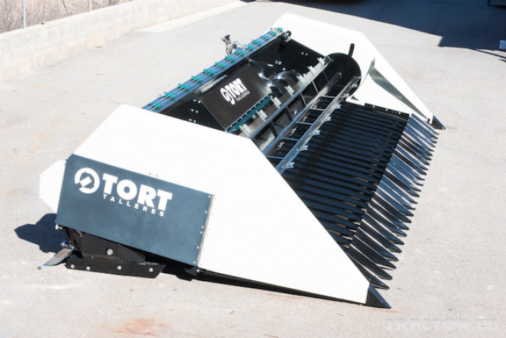 Хедери за жътва TORT TORT 9