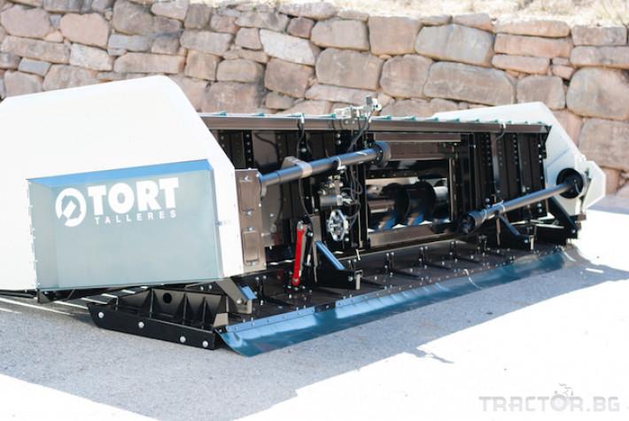 Хедери за жътва TORT TORT 10
