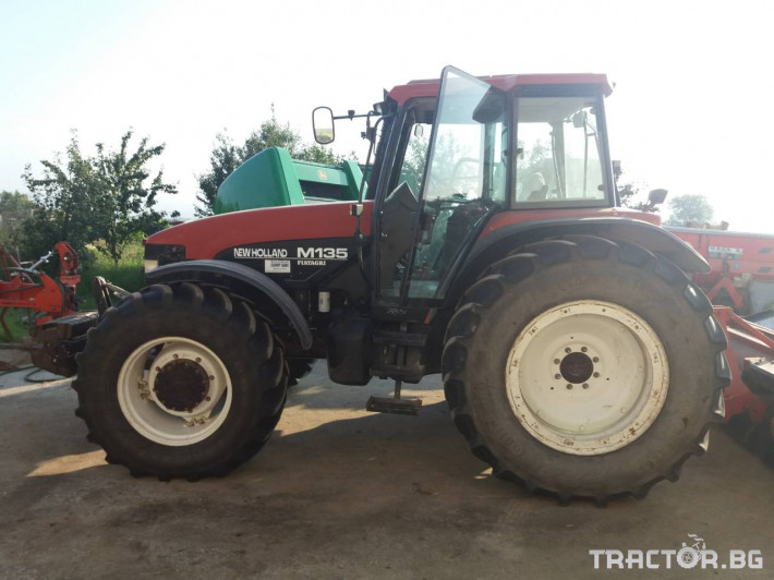 Трактори New Holland M135 6