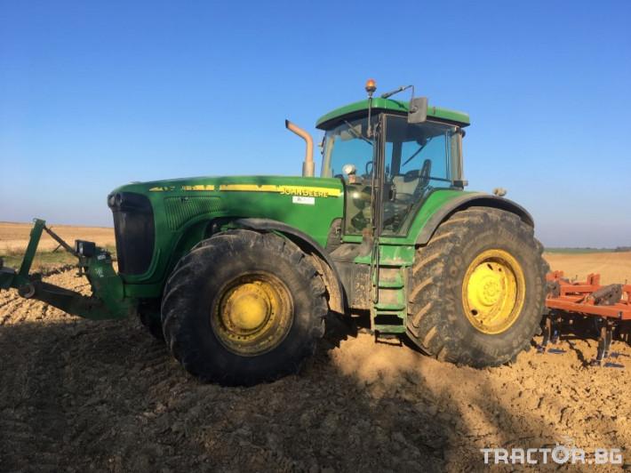 Трактори John-Deere 8120 3