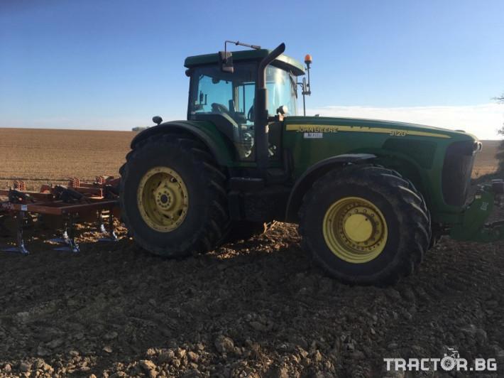 Трактори John-Deere 8120 4