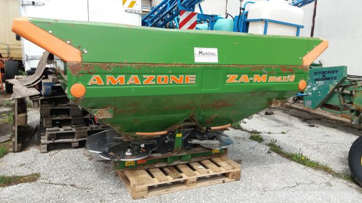 Торачки Amazone  ZA-M maxiS 0 - Трактор БГ