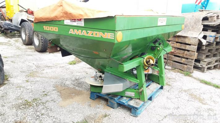 Торачки Amazone  ZA-M maxiS 6
