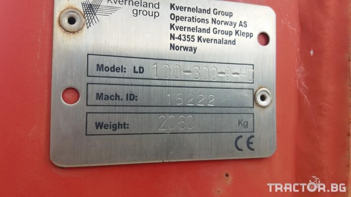 Плугове Kverneland LB 100-300-9 HD 4