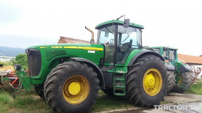 Трактори John-Deere 8120 0