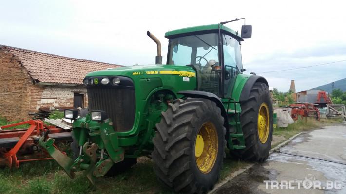 Трактори John-Deere 8120 1