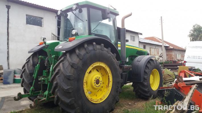 Трактори John-Deere 8120 5