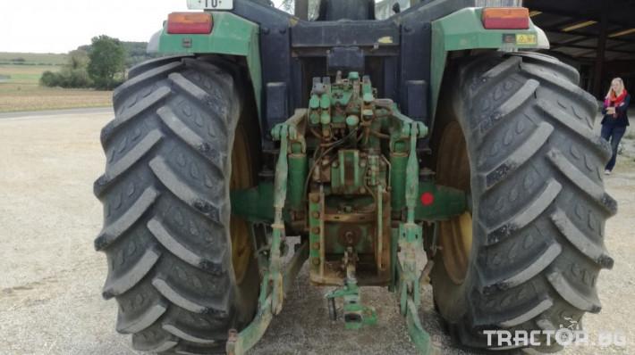 Трактори John-Deere 6910  + 6610 TLS 1 - Трактор БГ