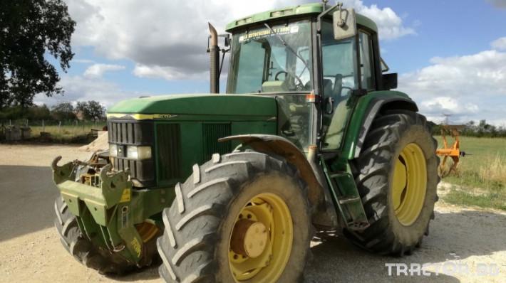 Трактори John-Deere 6910  + 6610 TLS 0 - Трактор БГ