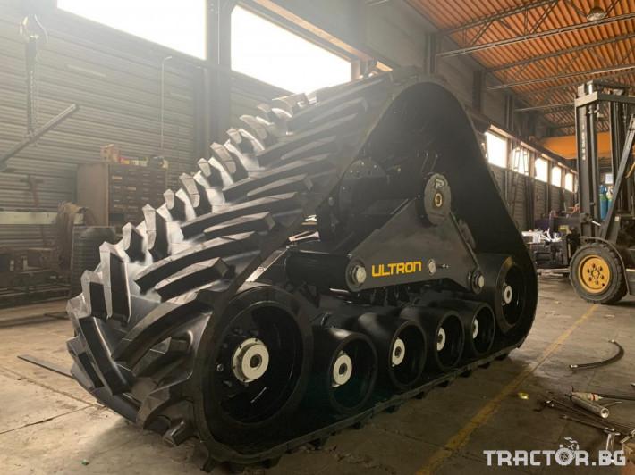 Комбайни Claas Вериги 2 - Трактор БГ