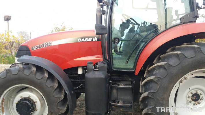 Трактори CASE-IH MXU 135 1 - Трактор БГ