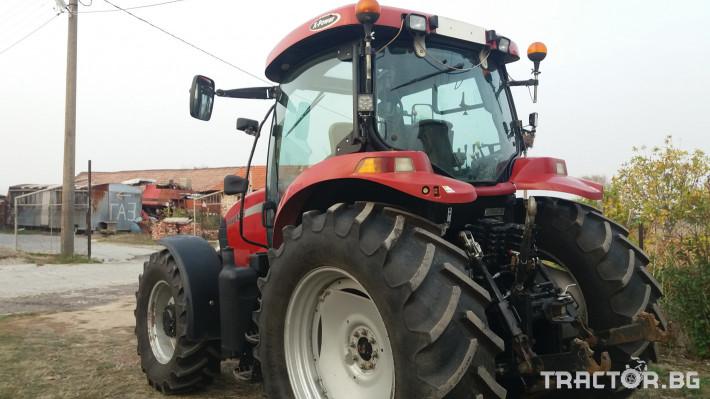 Трактори CASE-IH MXU 135 2 - Трактор БГ