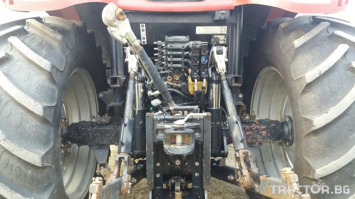 Трактори CASE-IH MXU 135 3 - Трактор БГ