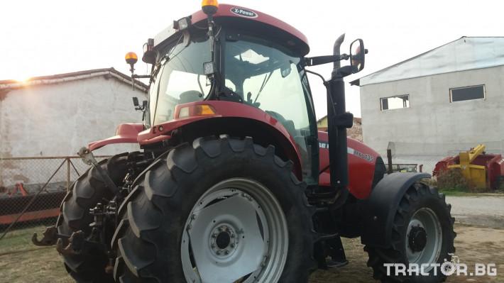 Трактори CASE-IH MXU 135 4 - Трактор БГ