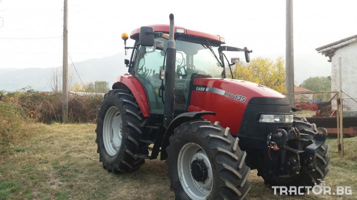 Трактори CASE-IH MXU 135 6 - Трактор БГ