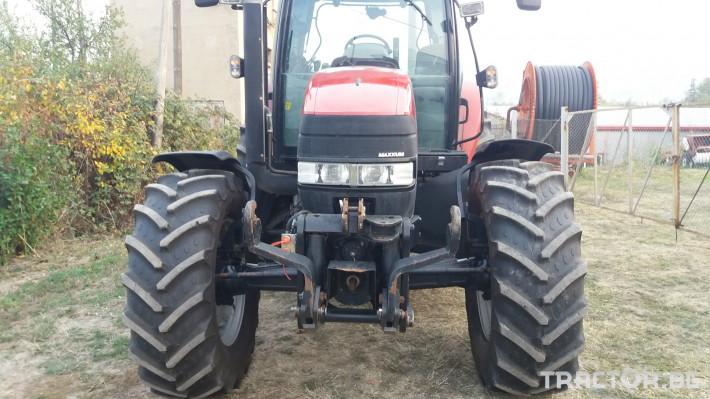 Трактори CASE-IH MXU 135 9 - Трактор БГ