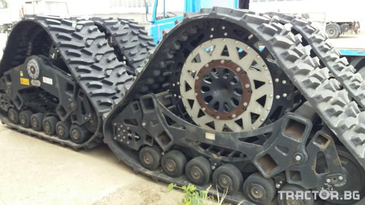 Комбайни Claas Вериги 0 - Трактор БГ