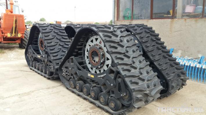 Комбайни Claas Вериги 5 - Трактор БГ