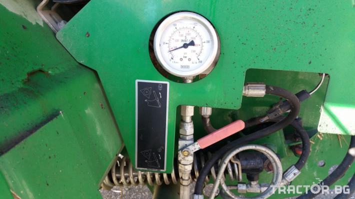 Сламопреси John-Deere 864 ROTOFLOW 2 - Трактор БГ