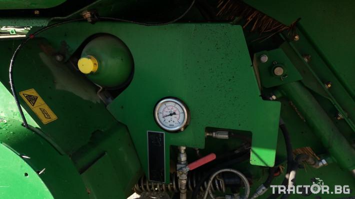 Сламопреси John-Deere 864 ROTOFLOW 3 - Трактор БГ