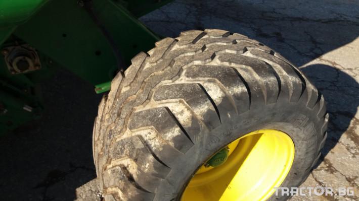 Сламопреси John-Deere 864 ROTOFLOW 4 - Трактор БГ