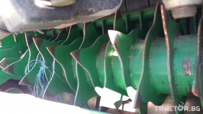 Сламопреси John-Deere 864 ROTOFLOW 6 - Трактор БГ