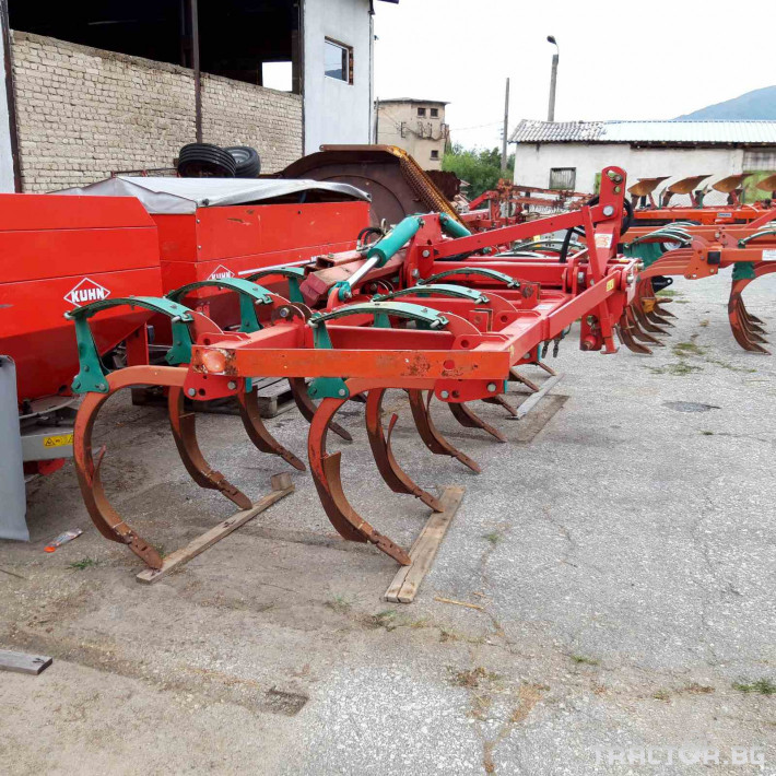 Продълбочители Kverneland CLC 15 - Трактор БГ