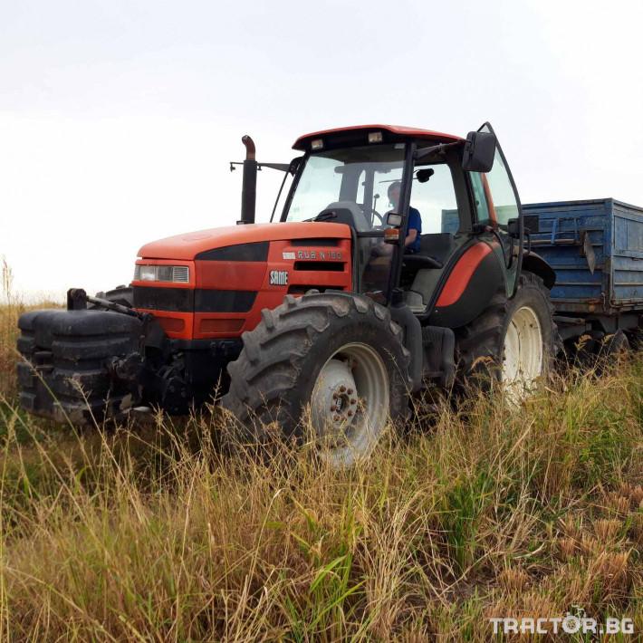 Трактори Same Rubin 150 1 - Трактор БГ