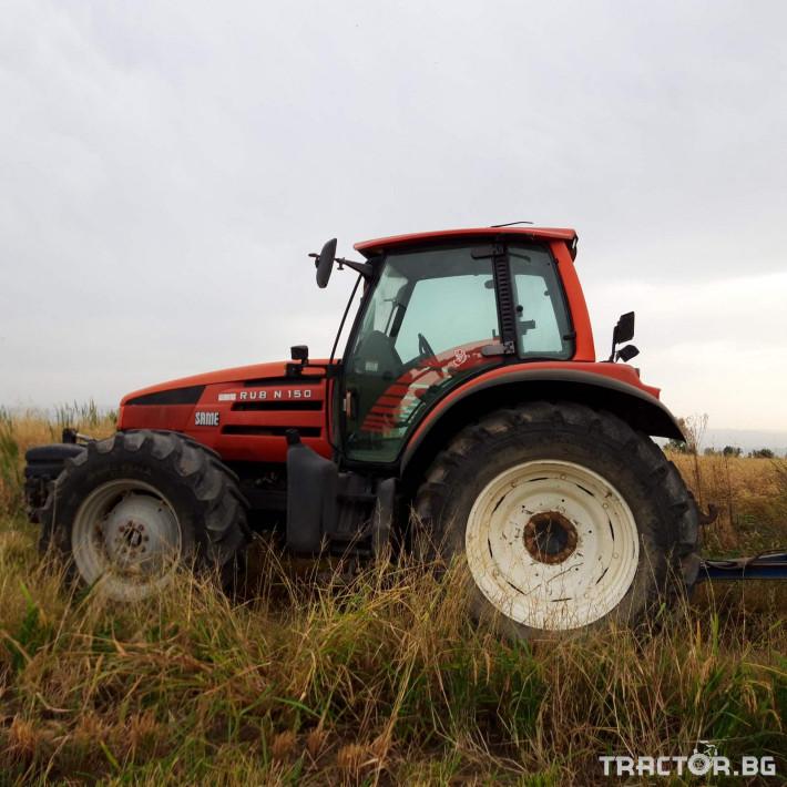 Трактори Same Rubin 150 2 - Трактор БГ