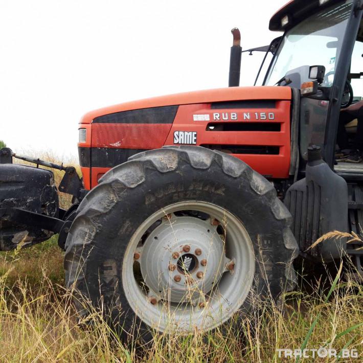 Трактори Same Rubin 150 4 - Трактор БГ