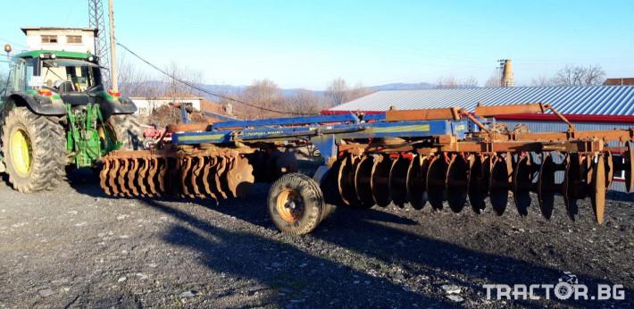 Брани Дискова брана Souchu-pinet AVH 0 - Трактор БГ