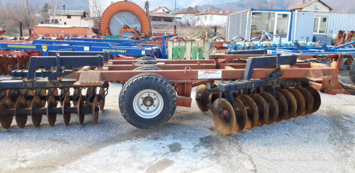 Брани Gregoire Besson XRL 2 - Трактор БГ