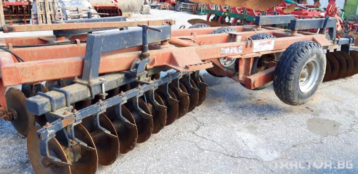 Брани Gregoire Besson XRL 3 - Трактор БГ