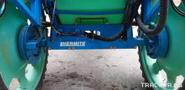 Пръскачки Berthoud Racer  classic 25 9 - Трактор БГ