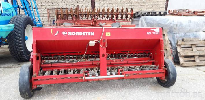 Сеялки Сеялка Nordsten NS1130 0 - Трактор БГ