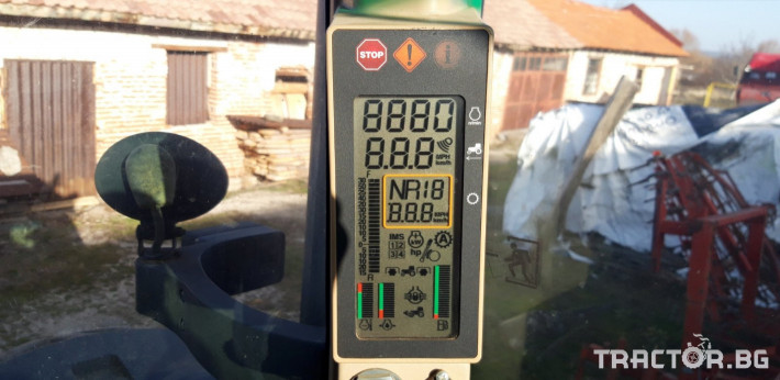Трактори John-Deere 7730 8 - Трактор БГ