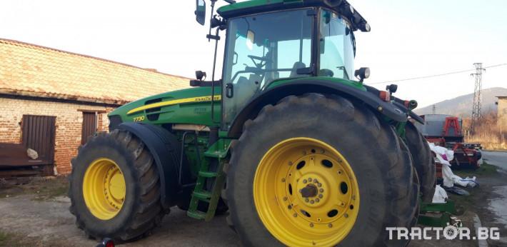 Трактори John-Deere 7730 11 - Трактор БГ